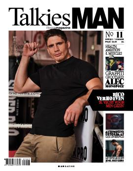 Cover Talkies Magazine NL-03-2019