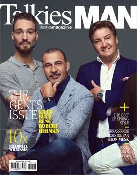 Cover Talkies Magazine NL-03-2018