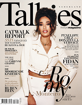 Cover Talkies Magazine NL-02-2018
