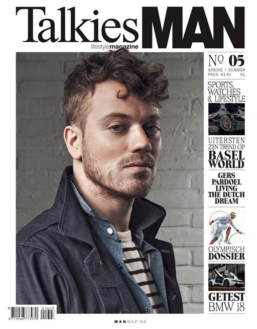 Cover Talkies MAN NL-03-2016