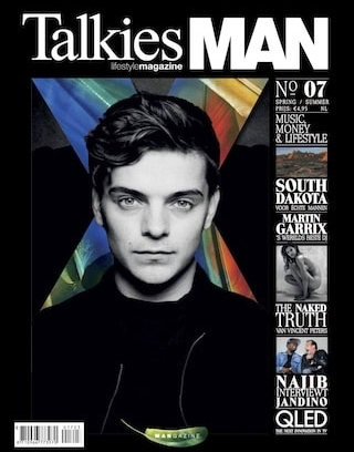 Cover Talkies MAN NL-03-2017
