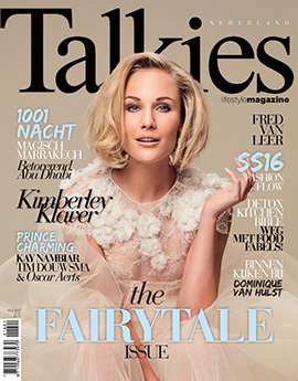 Cover Talkies Magazine NL-01-2016