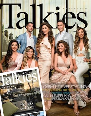 Cover Talkies Magazine NL-04-2017