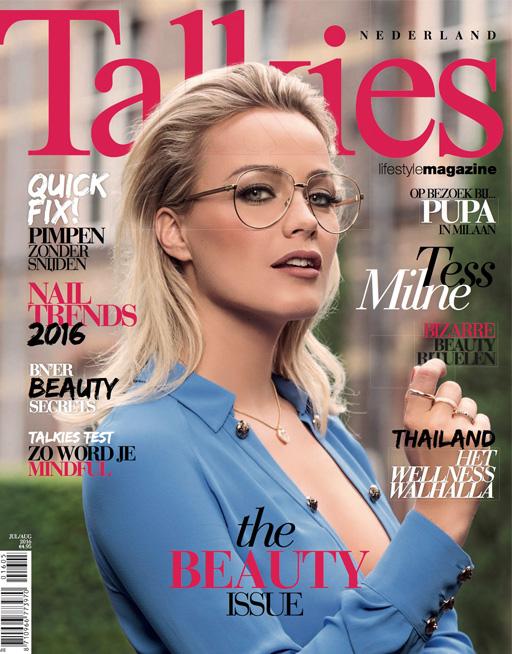 Cover Talkies Magazine NL-05-2016