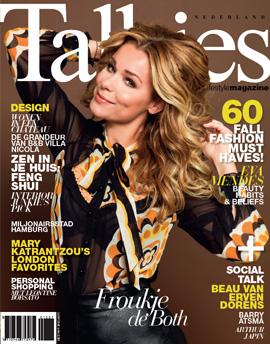 Cover Talkies Magazine NL-07-2015