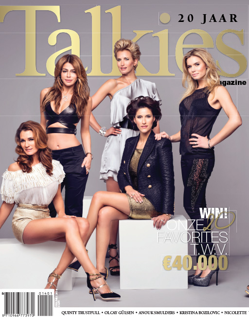 Cover Talkies Magazine NL-01-2014