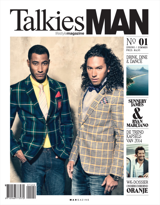 Cover Talkies Magazine NL-02-2014