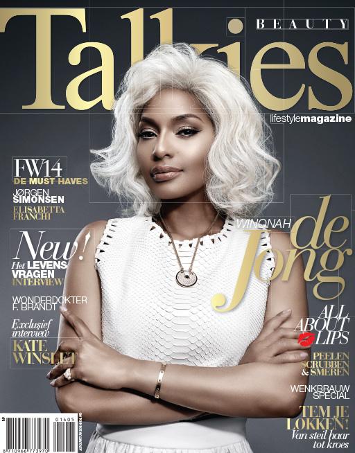 Cover Talkies Magazine NL-03-2014