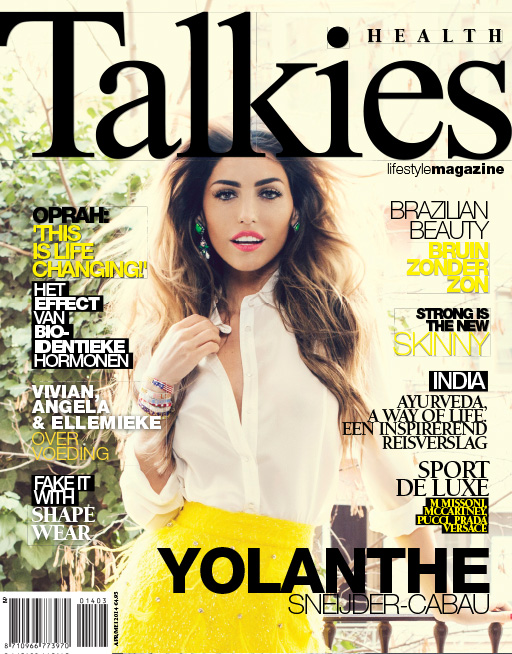 Cover Talkies Magazine NL-04-2014