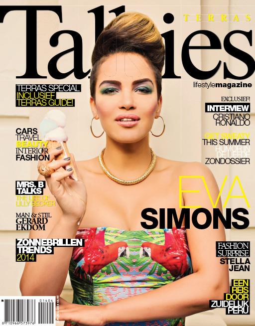 Cover Talkies Magazine NL-05-2014
