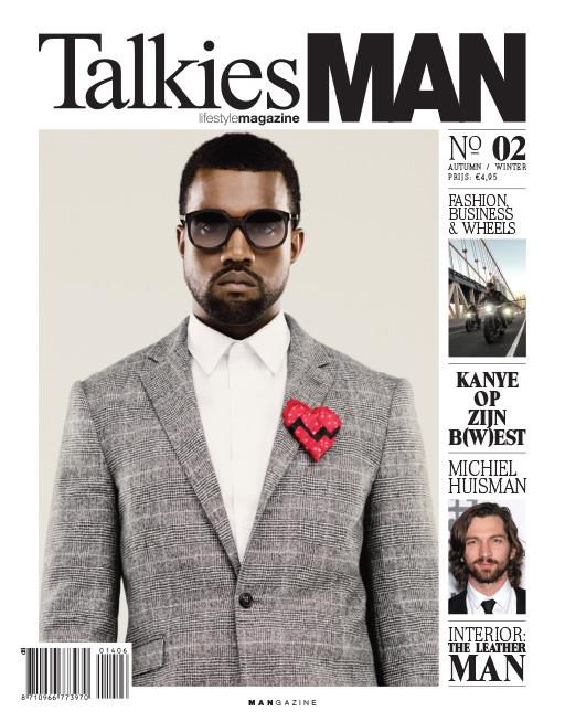 Cover Talkies Magazine NL-06-2014