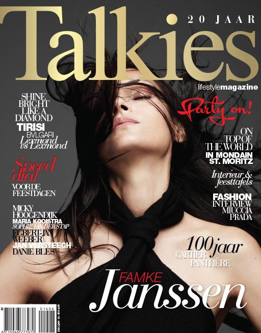 Cover Talkies Magazine NL-08-2014