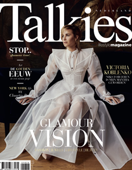 Cover Talkies Magazine NL-04-2018